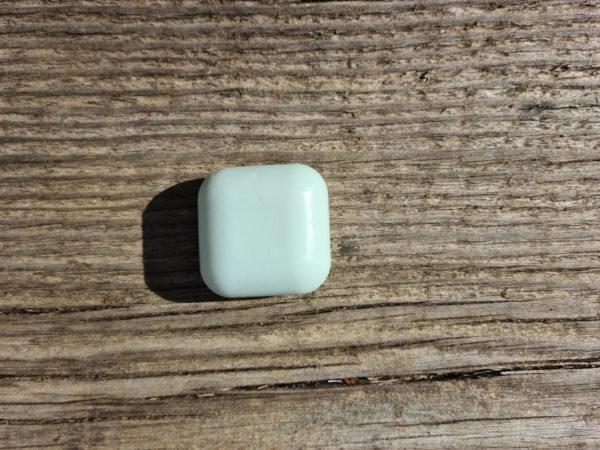 Savon solide surgras saponifié à froid Agate mousse