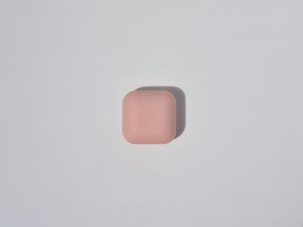 Savon saponifié à froid Quartz rose - Les Bulles de Paris
