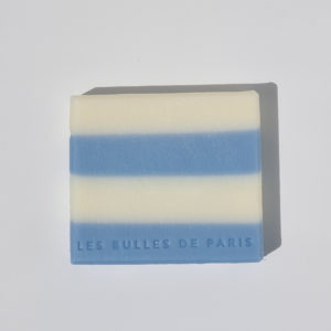 Savon saponifié à froid Marinière - Les Bulles de Paris