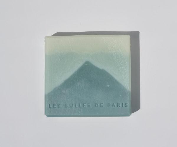 Savon saponifié à froid Montagne - Les Bulles de Paris