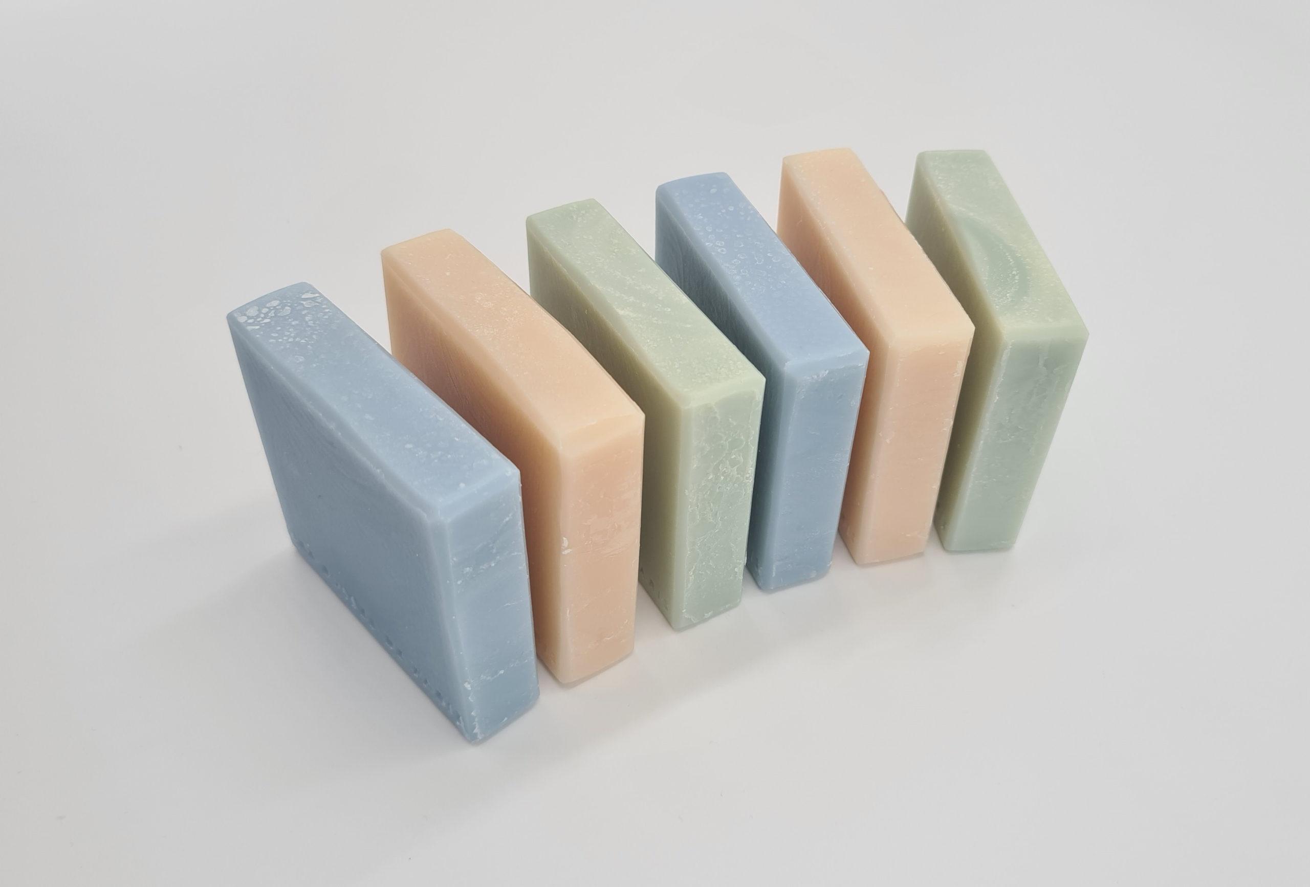 Savons solides zéro plastique