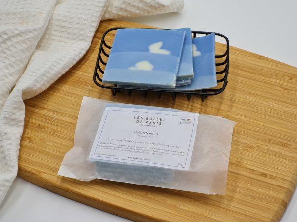 Chutes de savons graphiques artisanaux